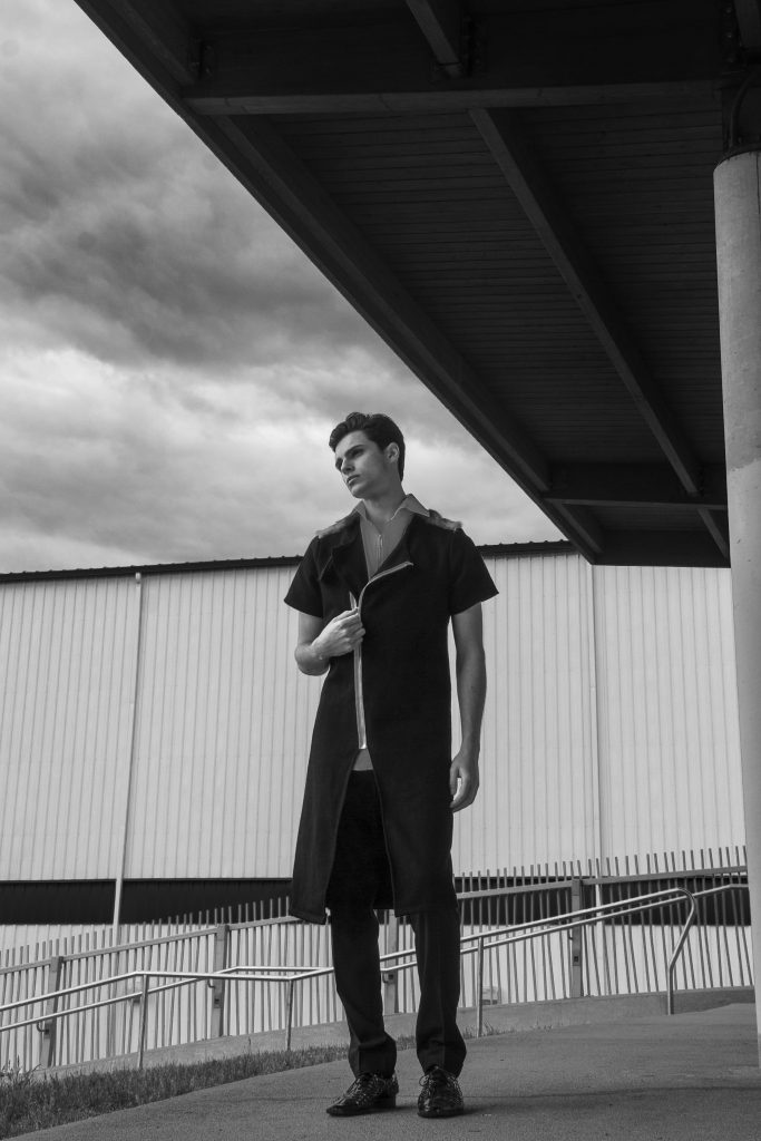 Vanity Teen Magazine    Casey Jackson   2017