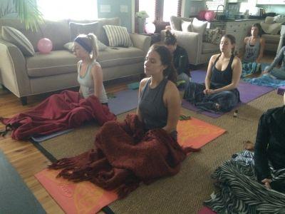 Bachelorette Yoga Scottsdale.
