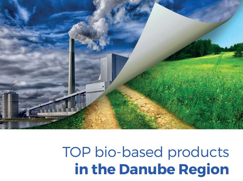 """19/04/26 - CzecHemp listed in """"TOP bio-based products in the Danube Region""""Czech Hemp Cluster and 3 of its members are listed in the DanuBioValNet research summary catalogue as an example of the bio-based producers in the Czech Republic. To find our profile please see pages 16-17 here."""