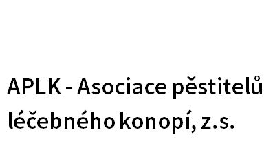 - APLK – Czech Association of medical cannabis growers is a voluntary, nongovernmental, non-profit organization, who's planned or realized subject of activity is the legal growing of medical cannabis. The basic purpose of the Association is to work towards ensuring patients' access to quality medical substance and resources made from cannabis for medicinal use in accordance with applicable legislation. APLK is as a consulting organization actively involved in cooperation with state authorities in the preparation of legislation relating to the issue of Medical Grade Cannabis. Condition for entry into APLK is executing the required qualifications of a Medical Grade Cannabis grower. The completion of the qualifications must be approved or certified by the State Institute for Drug Control (SÚKL).