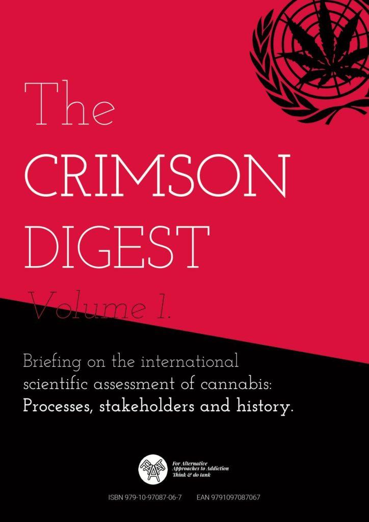 The Crimson Digest Vol 1 -