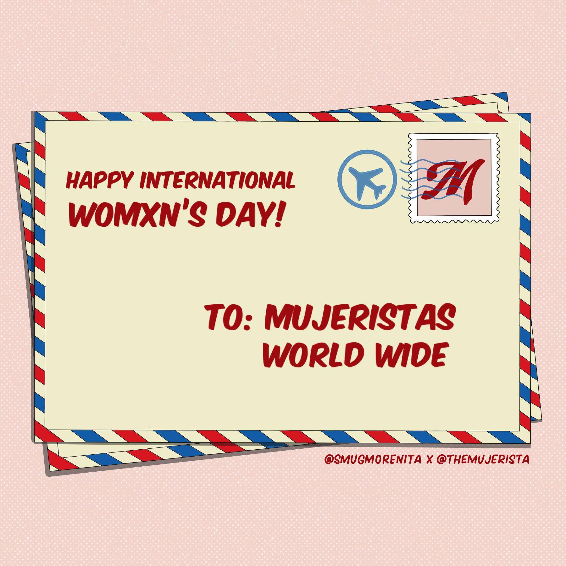 INTERNATIONAL WOMXN'S DAY