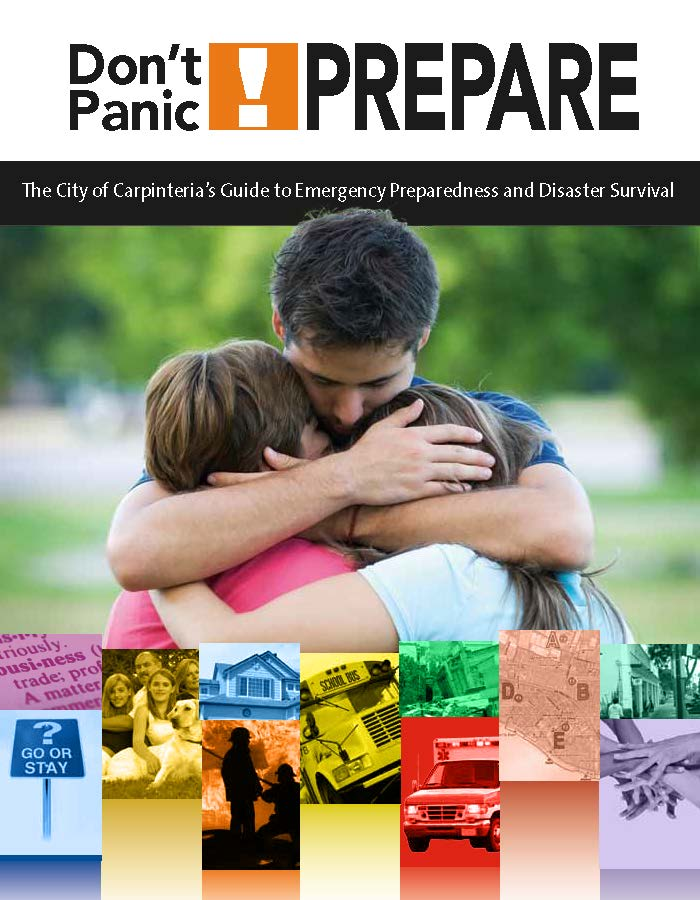Author : Don't Panic - Prepare!