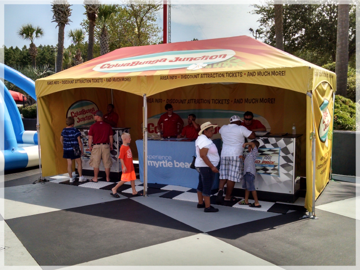 LARGE PROMOTIONAL TENTS