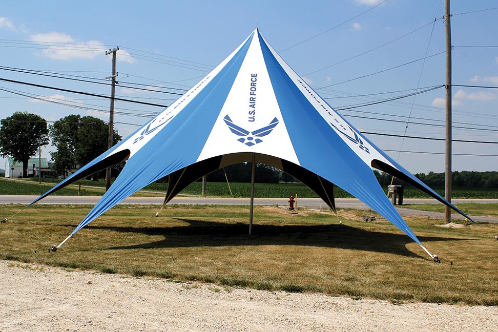 TP Series Tent