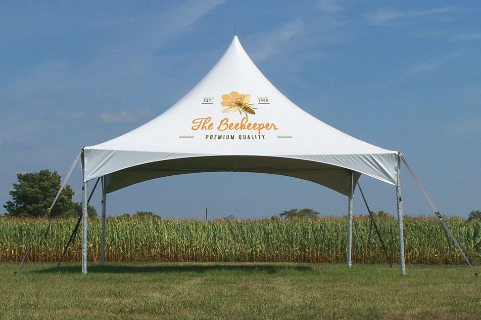 20 x 20 Pinnacle Series High Peak Frame Tent