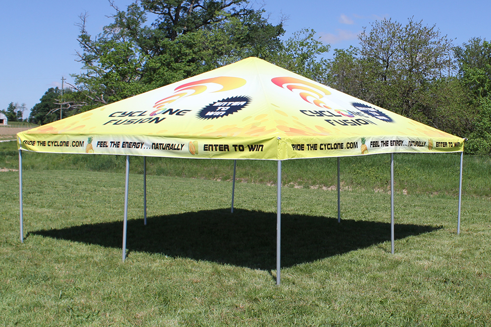 20 x 20 Classic Series Frame Tent