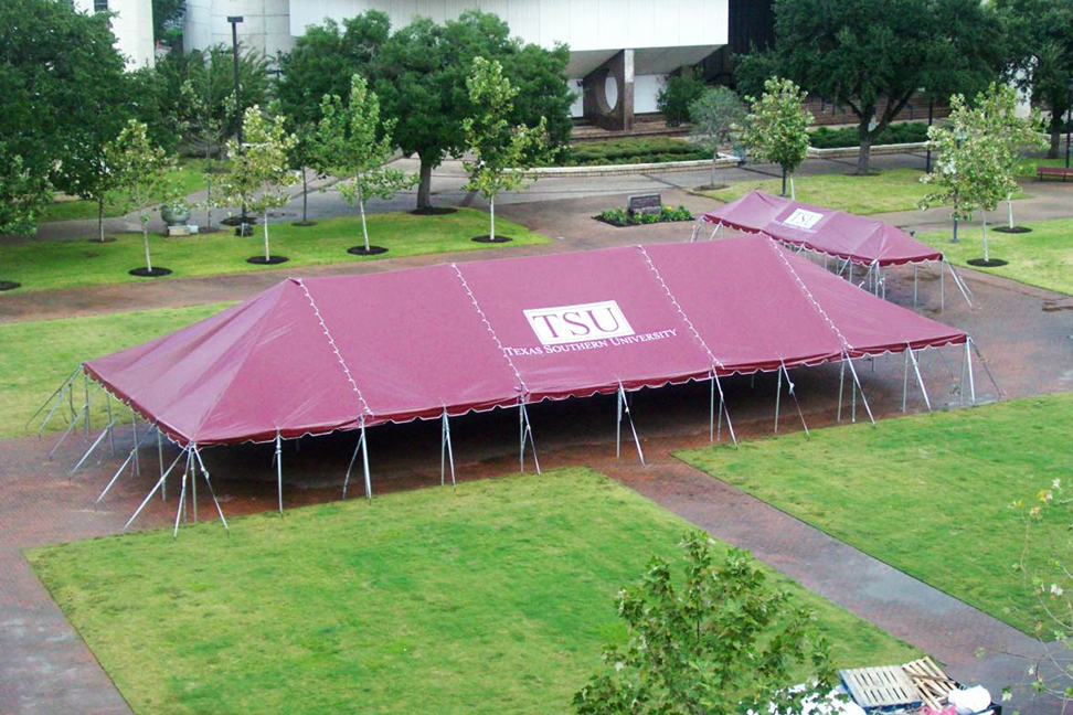 30 x 80 Sectional Classic Series Pole Tent