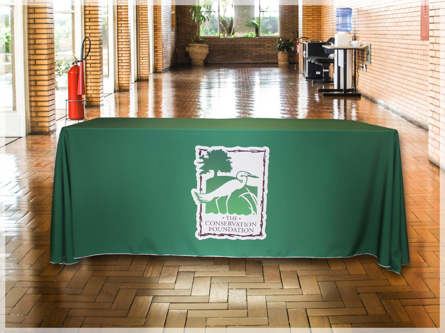 Draped Table Covers