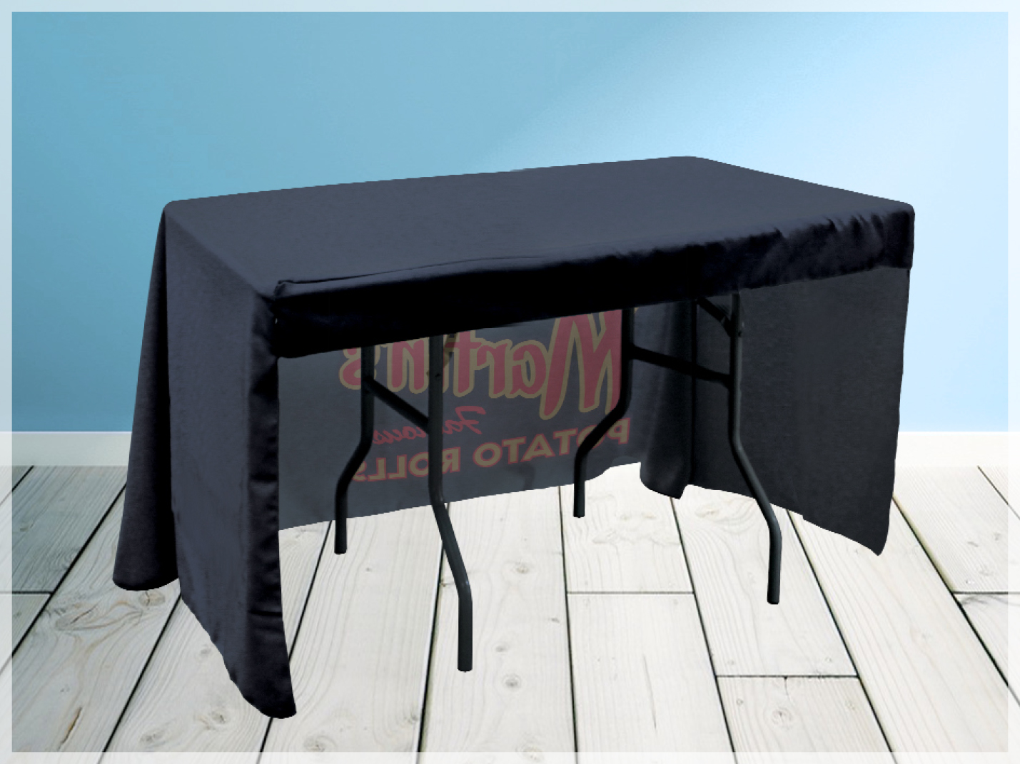 Three Sided Table Covers