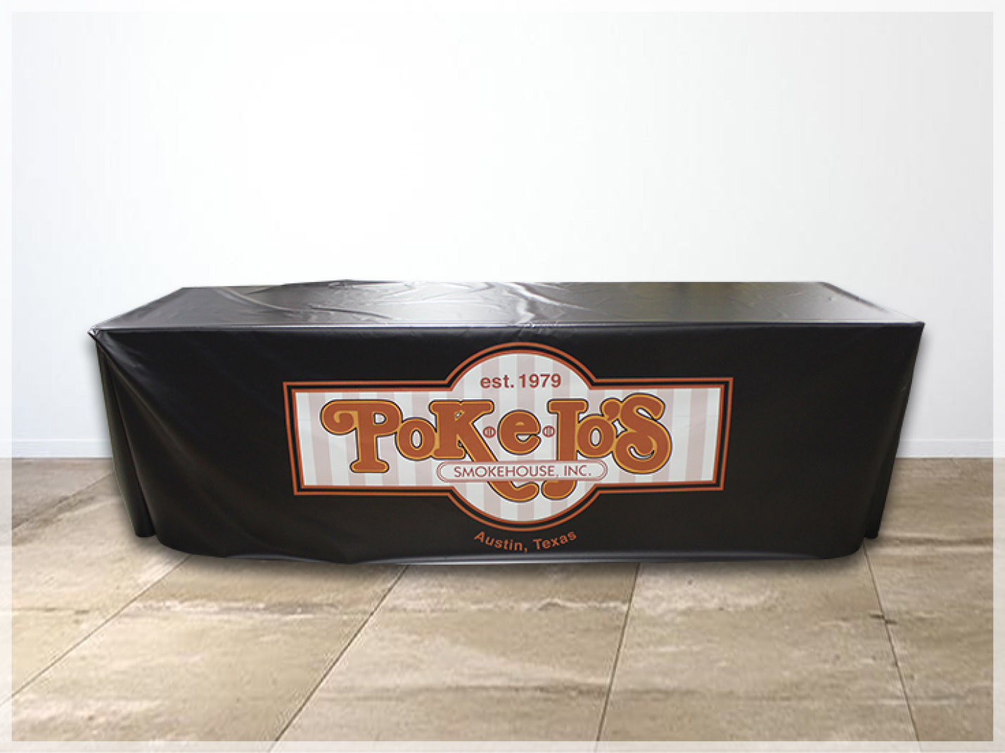 VINYL TABLE COVERS