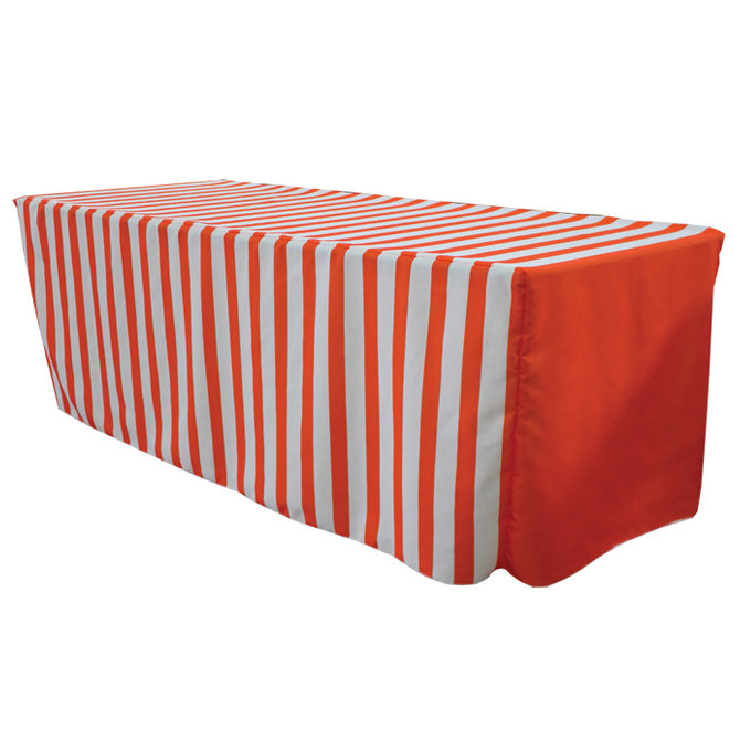 8' Fitted Table Cover Striped .jpg
