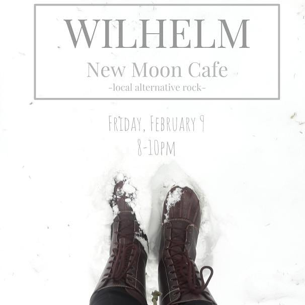 TOMORROW.  #wilhelm #wearesoexcited #dontforget #itsgonnabesofun #supportlocalmusic