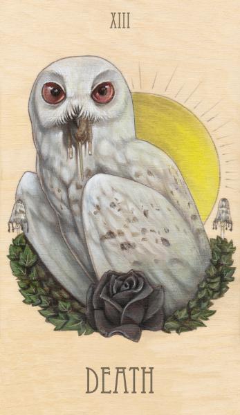 xiii death, 2013.