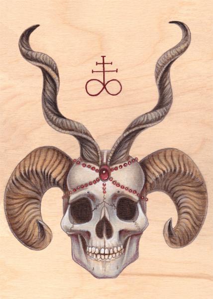 xv the devil, 2013.