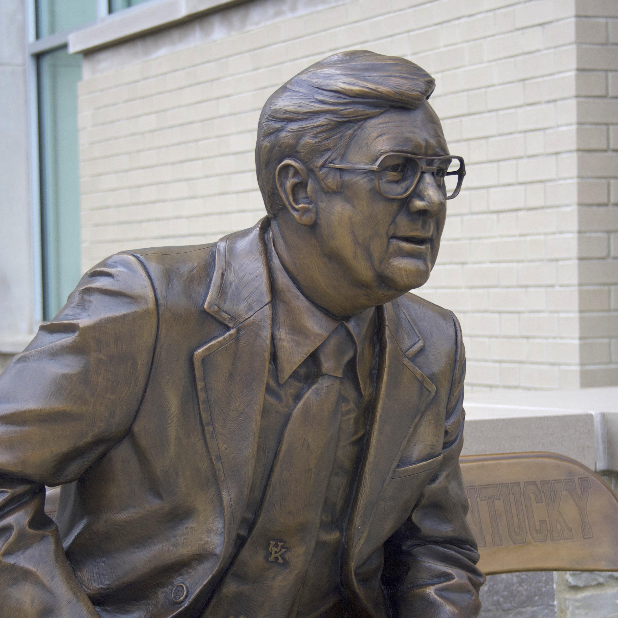 Joe B. Hall - Lexington, KY