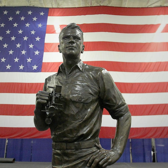Lt. Cmdr. Gerald Ford - USS Gerald R. Ford