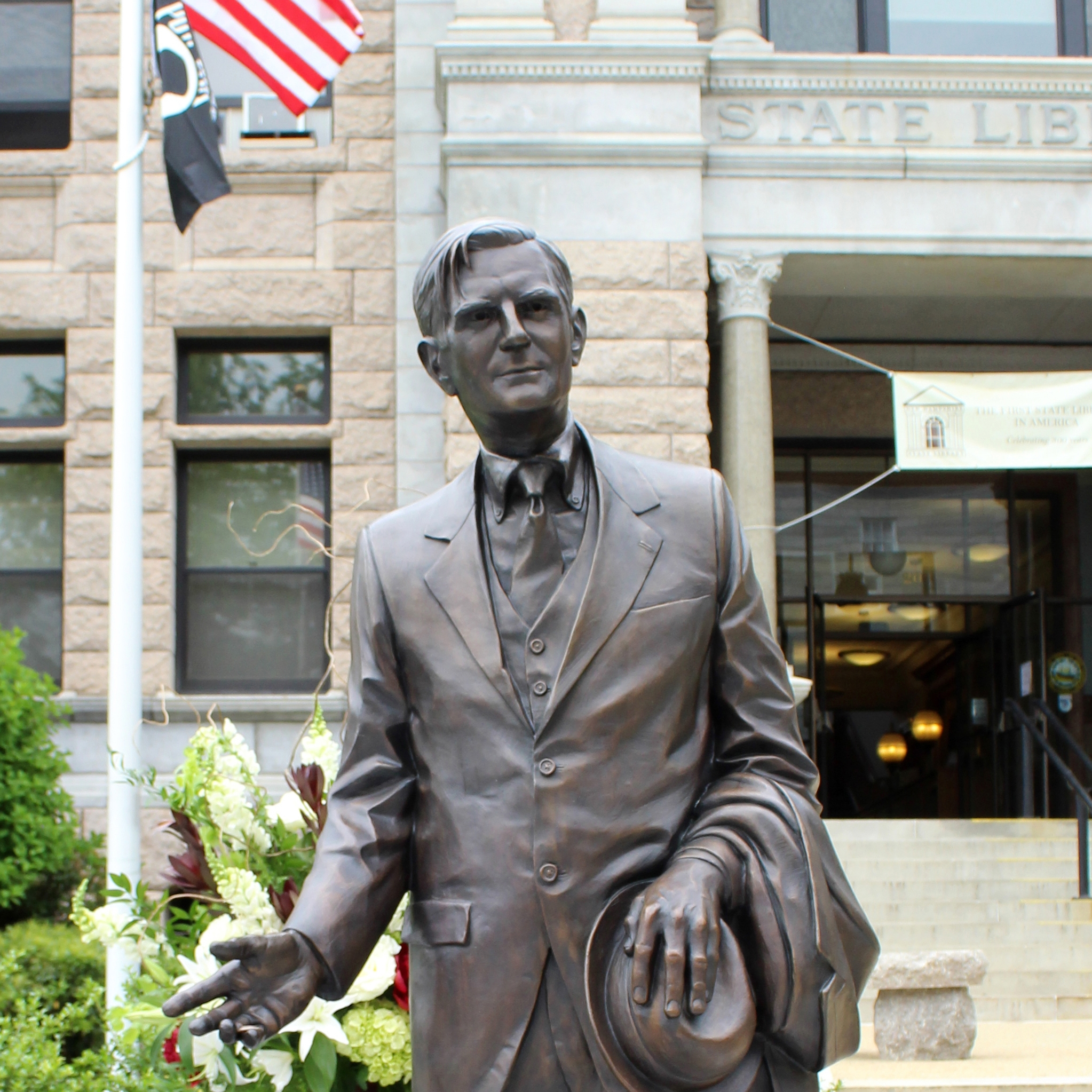 John Gilbert Winant - Concord, NH