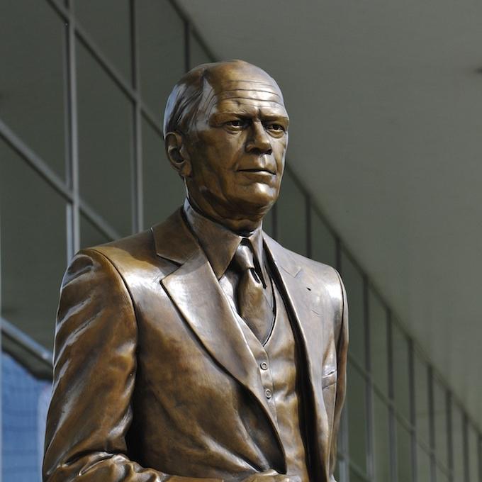 President Gerald R. Ford - Grand Rapids, MI