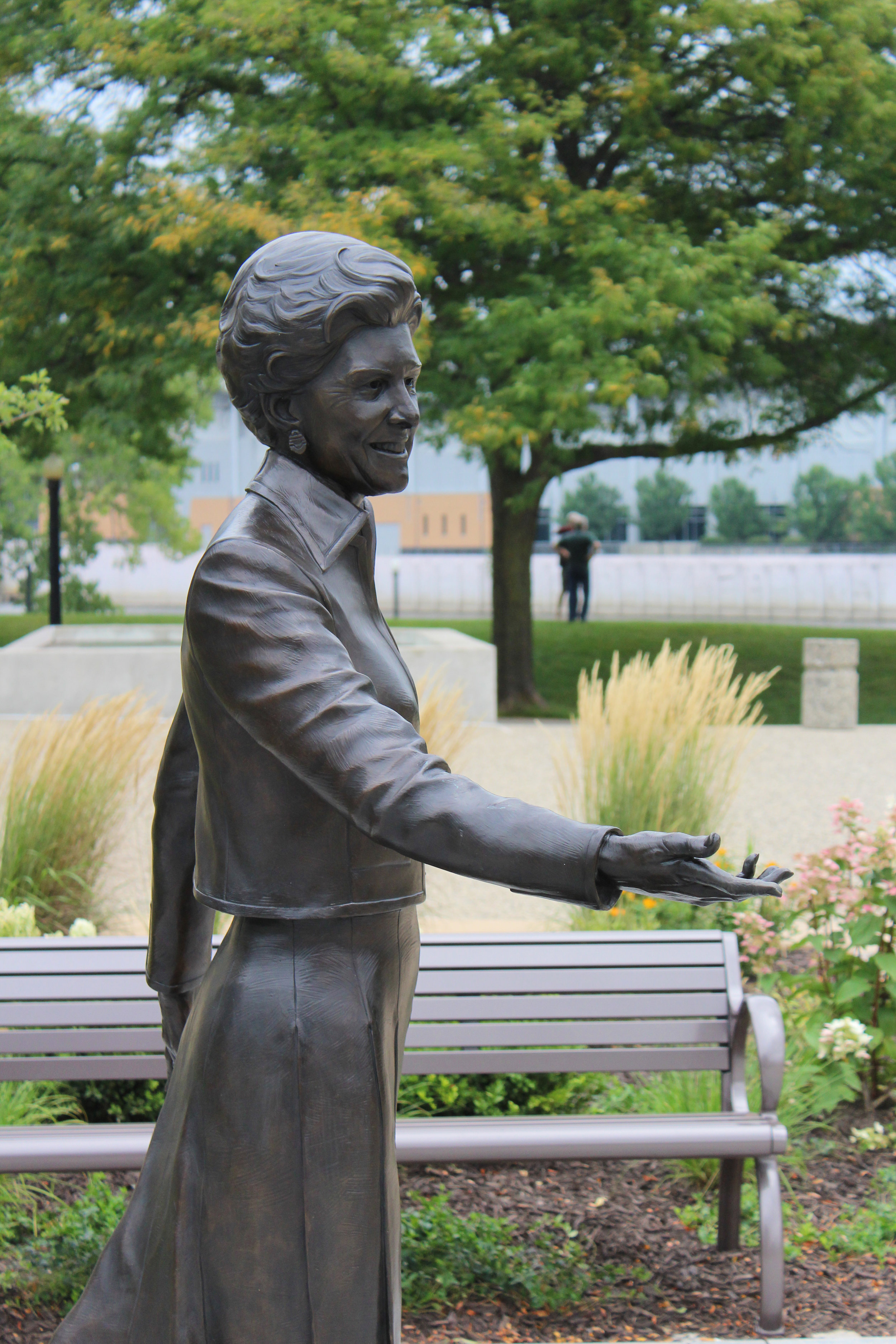 First Lady Betty Ford - Grand Rapids, MI