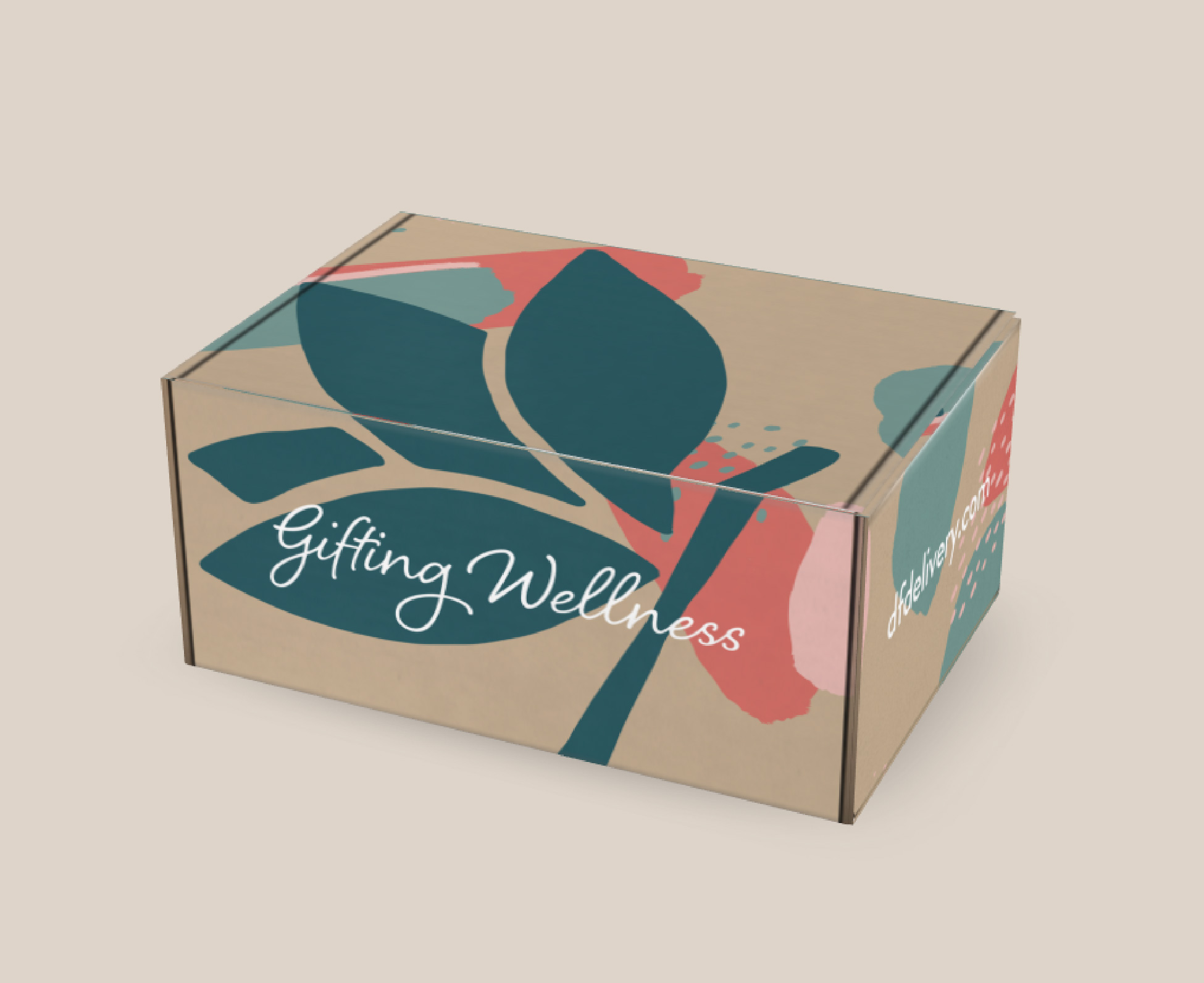 Dragonfly Delivery Shipping Box