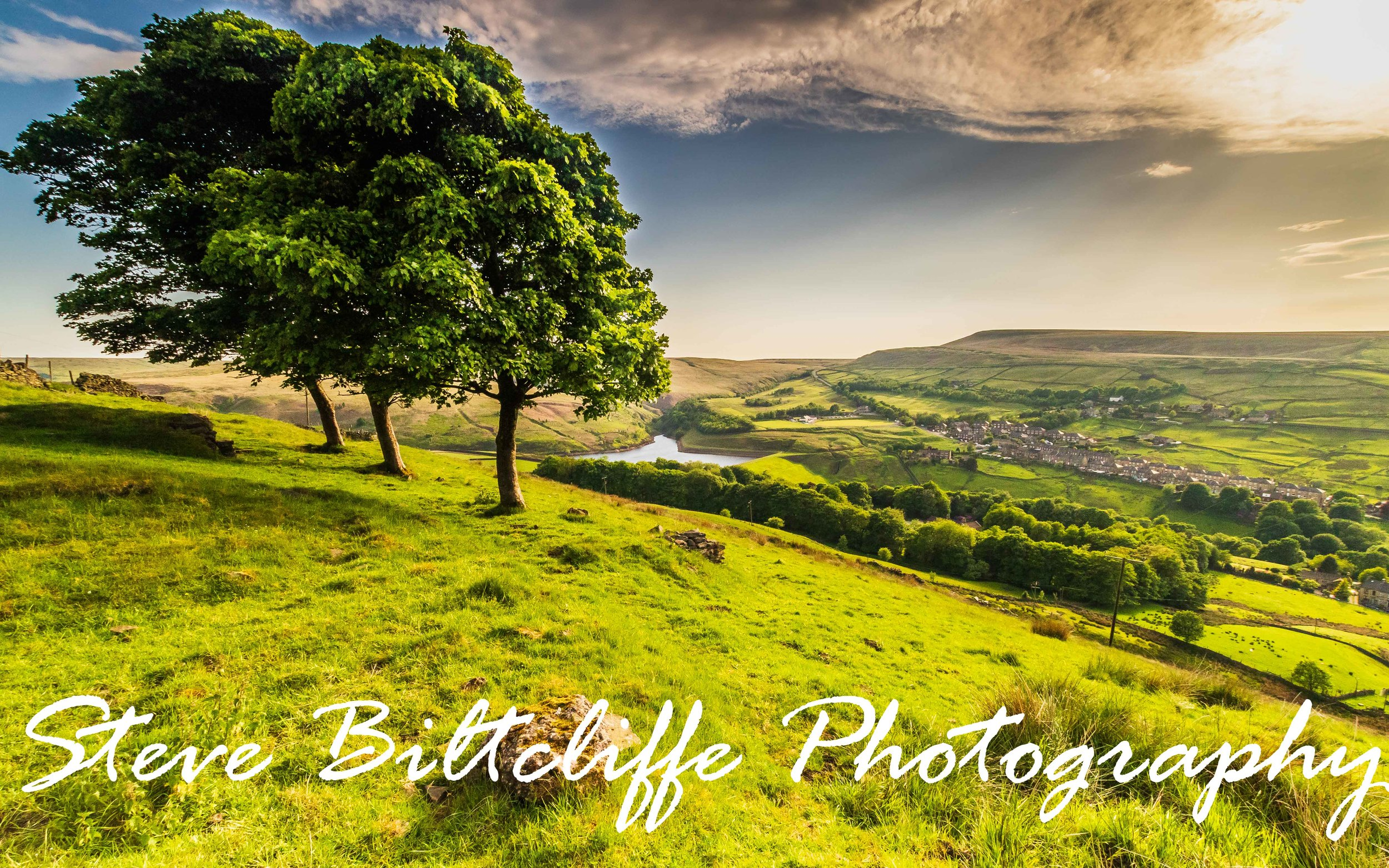 Colne Valley - Three catching the sun
