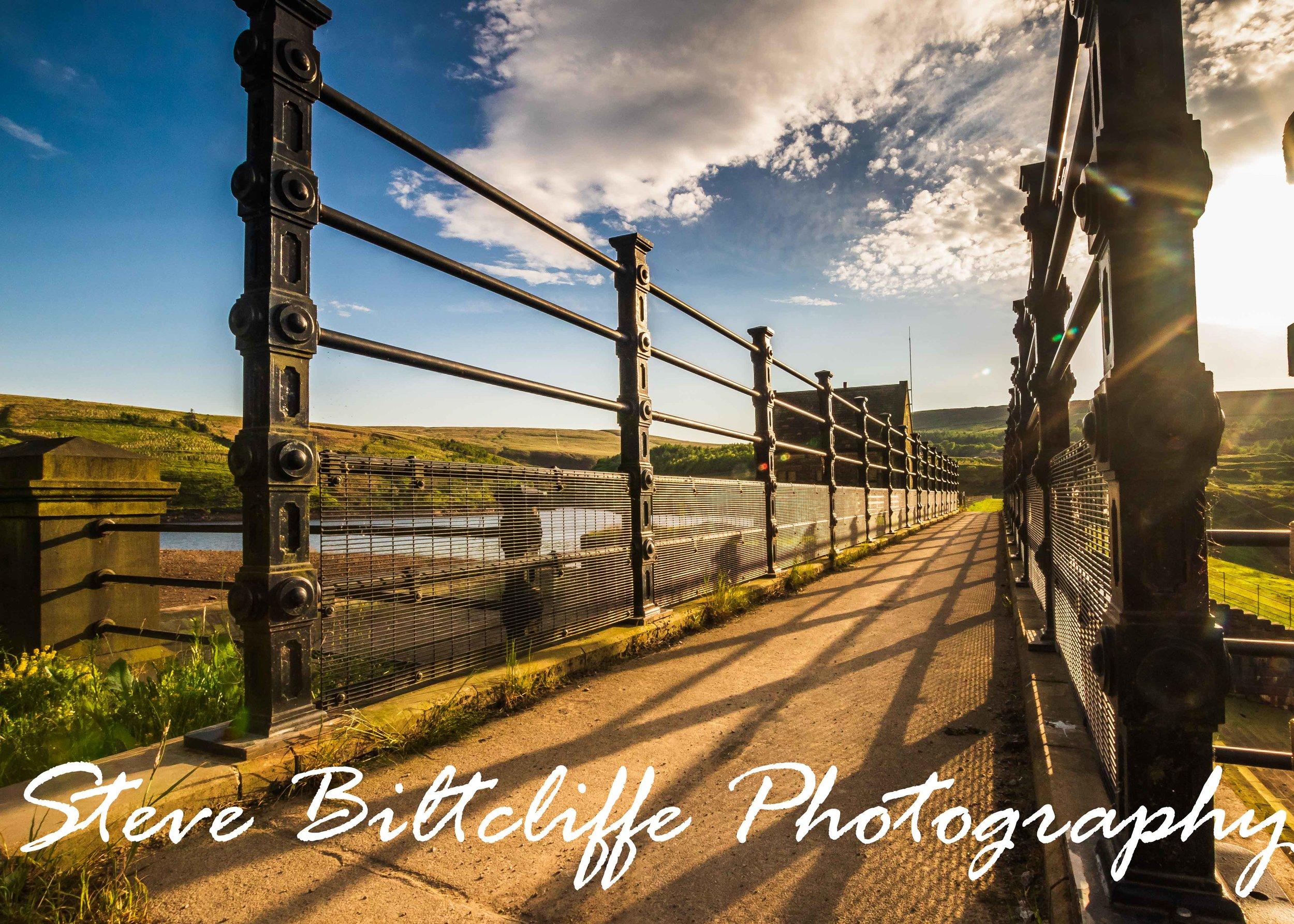 Colne Valley - On the bridge