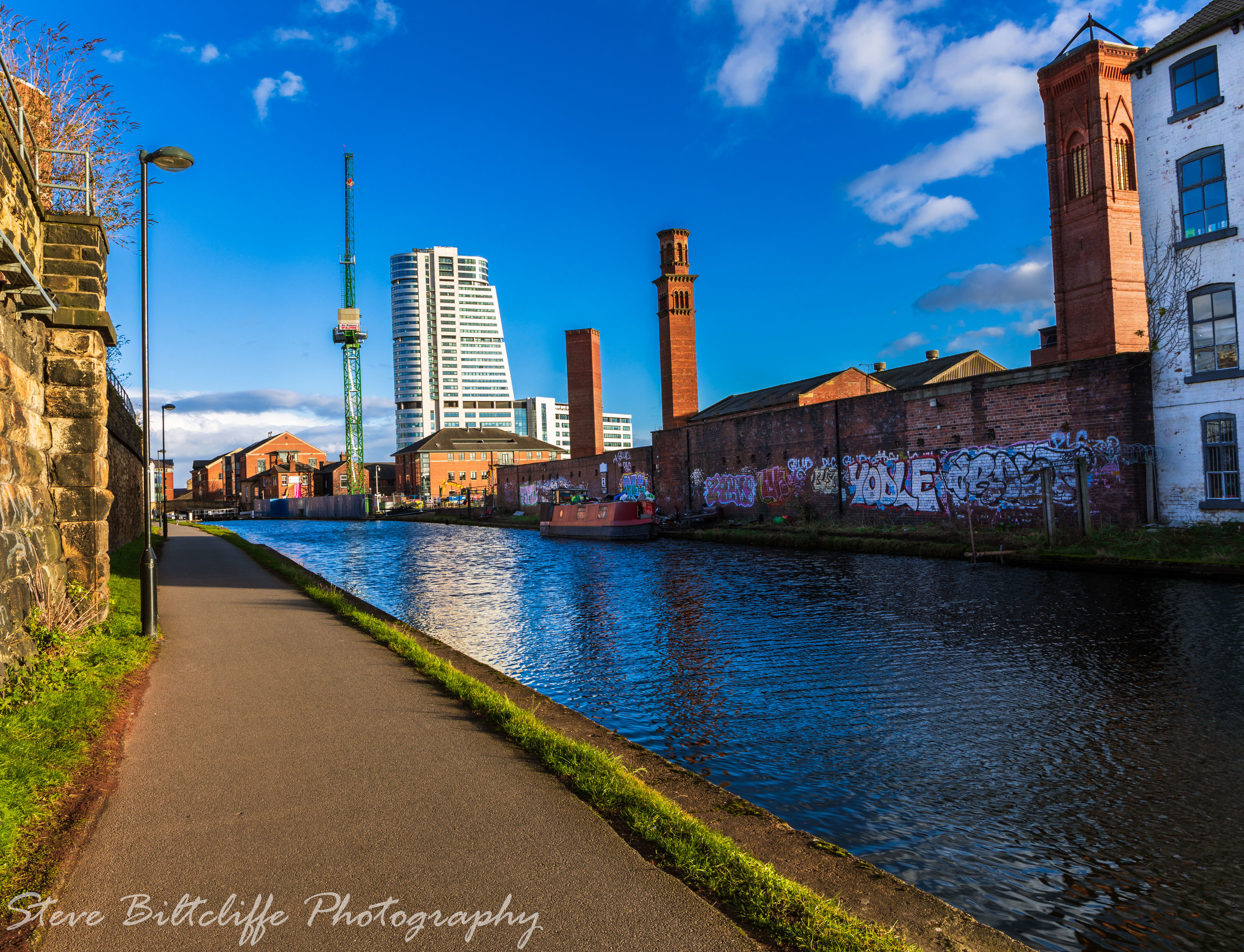 Leeds and Manchester Canal