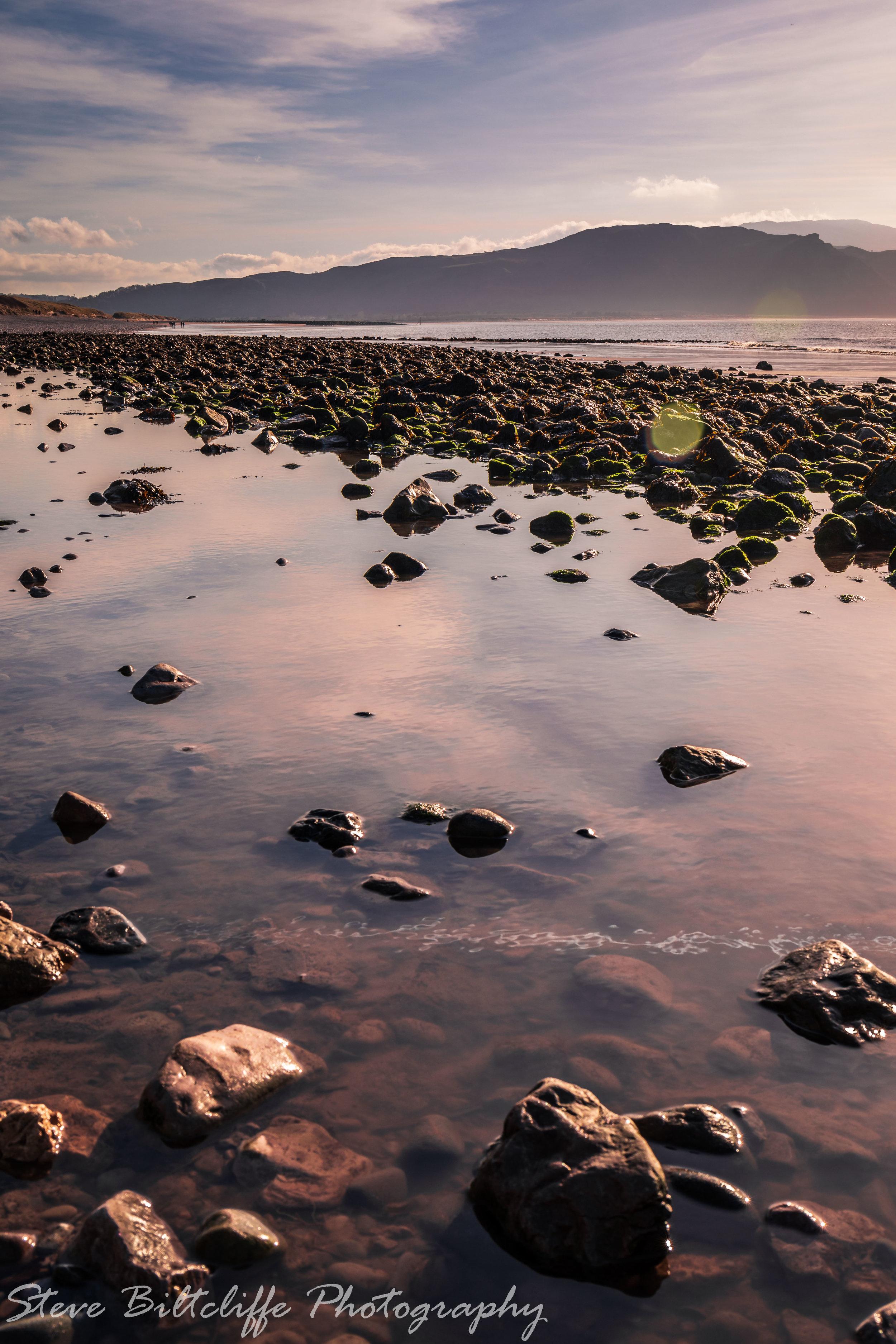 Deganwy Beach