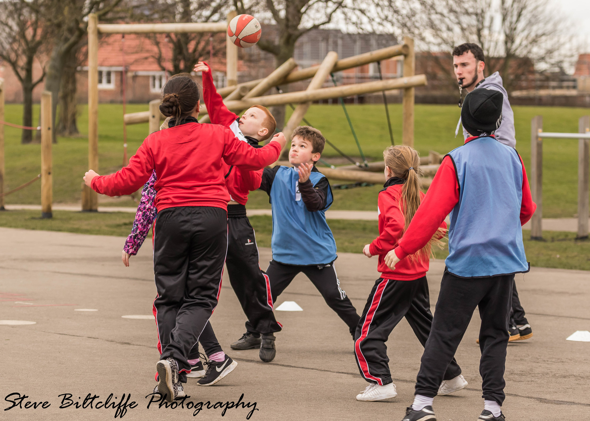Korfball @ Cherry Tree Lane 2018