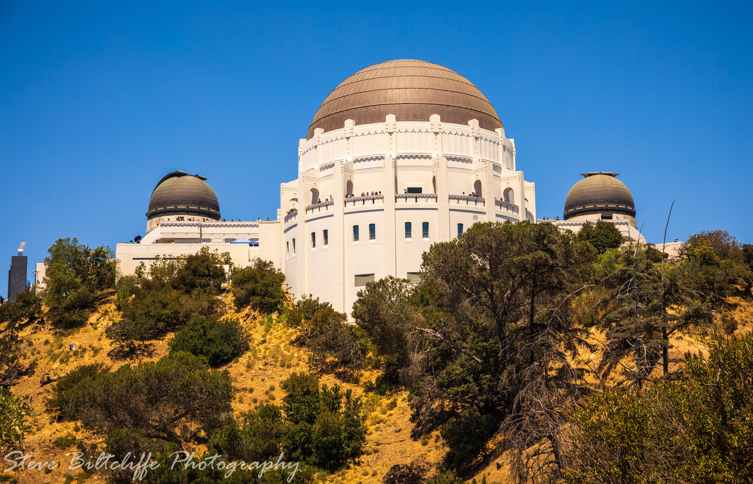 The Griffith Observatory