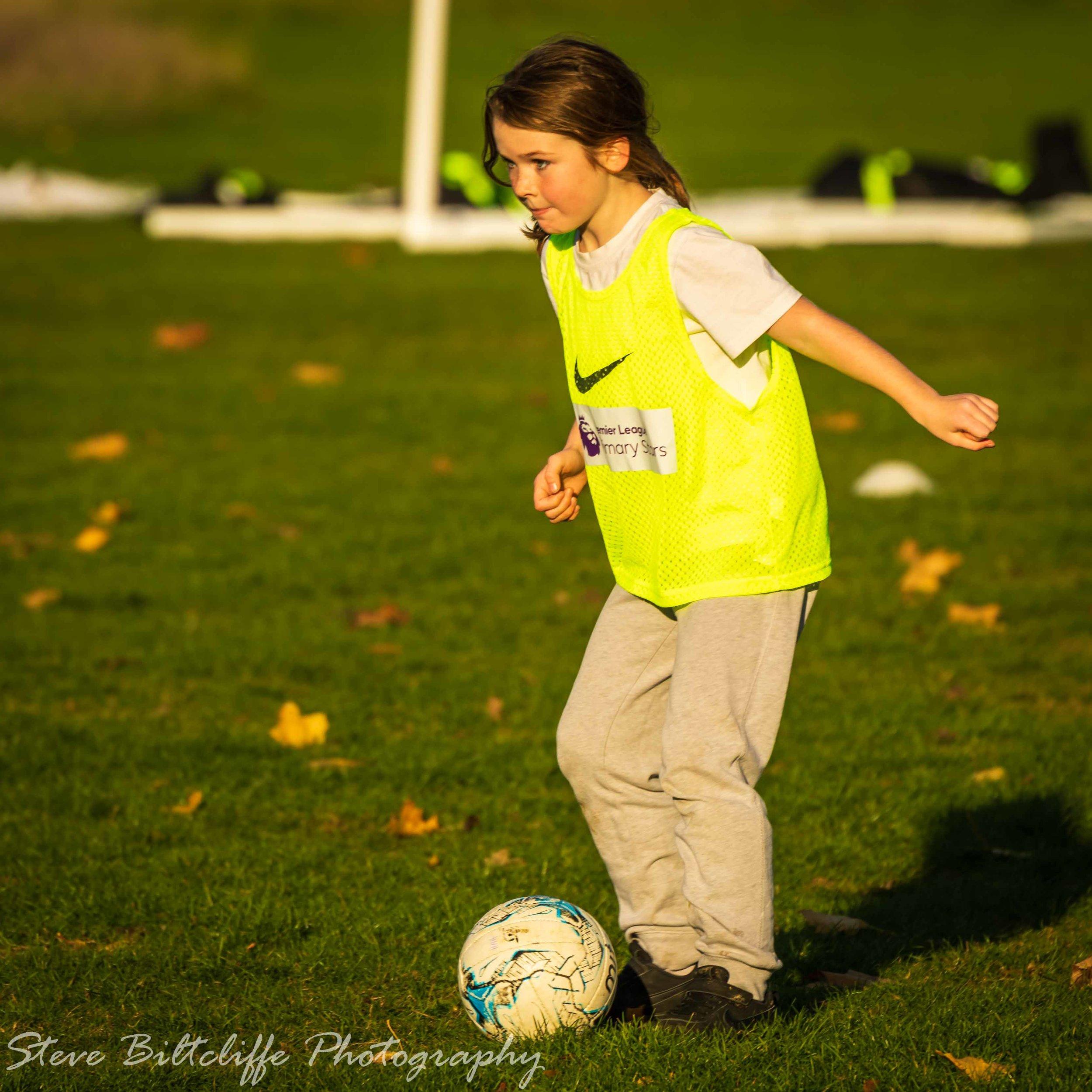 This Girl Can…Football - Monday 14th October@ Crofton Academy