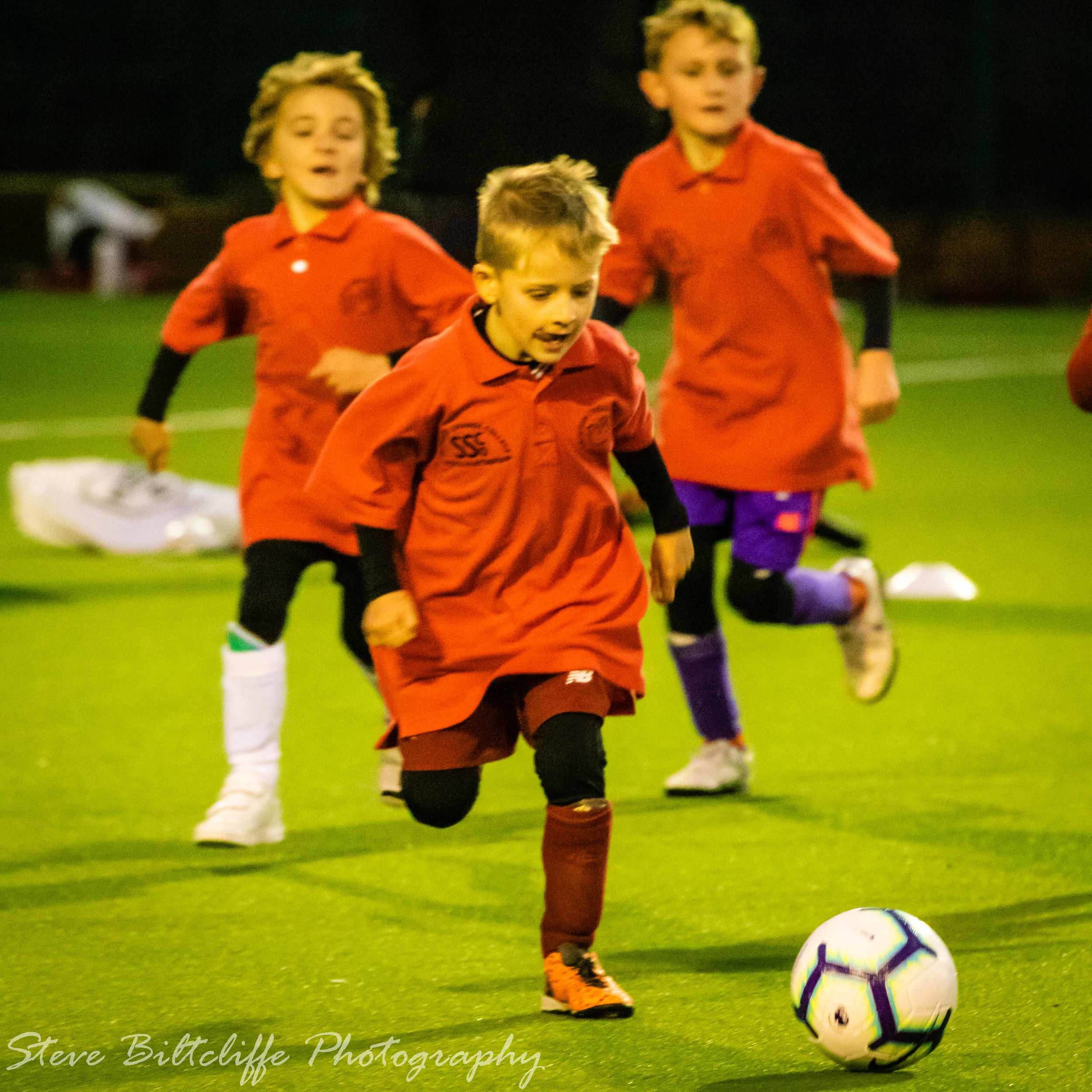Year 1/2 Football - Monday 18th November@ Crofton Academy