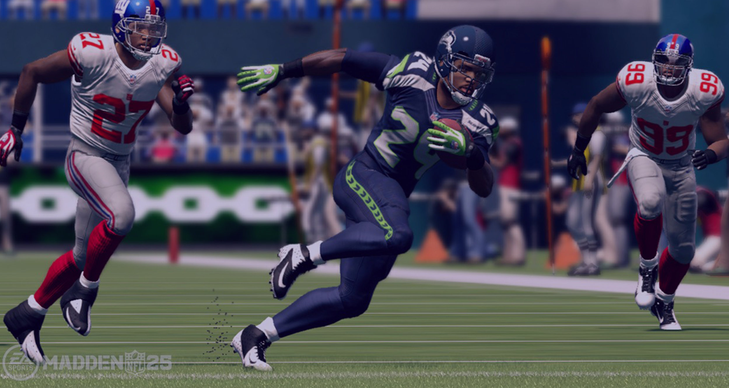 """""""Video games are creating smarter youth football players"""" - - WASHINGTON POST"""