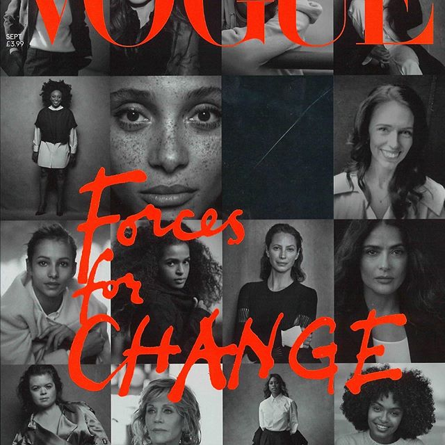 SO incredibly honored to be featured in the September issue of @britishvogue! Check out this powerful issue, guest-edited by HRH The Duchess of Sussex @SussexRoyal, showcasing 15 amazing women who are making a change for the greater good 🙏. On news stands now! 🖤 #ForcesForChange #BEdissimilis⠀ .⠀ .⠀ .⠀ .⠀ .⠀ .⠀ .⠀ .⠀ .⠀ .⠀ #britishvogue #emergingdesigner #fall2019 #newdesigner #madeinnyc #newyorkfashion #instafashion #fashionista #stylish #instastyle #fashioninspo #trendalert #beautiful #fashioneditorial #editorial #style #fashion #stylediaries #instastyle #fashionaddict #fashionblog #fashiondiaries #styleblogger #fashiongram #streetstyle #streetchic #fashionlookbook #vogue⠀