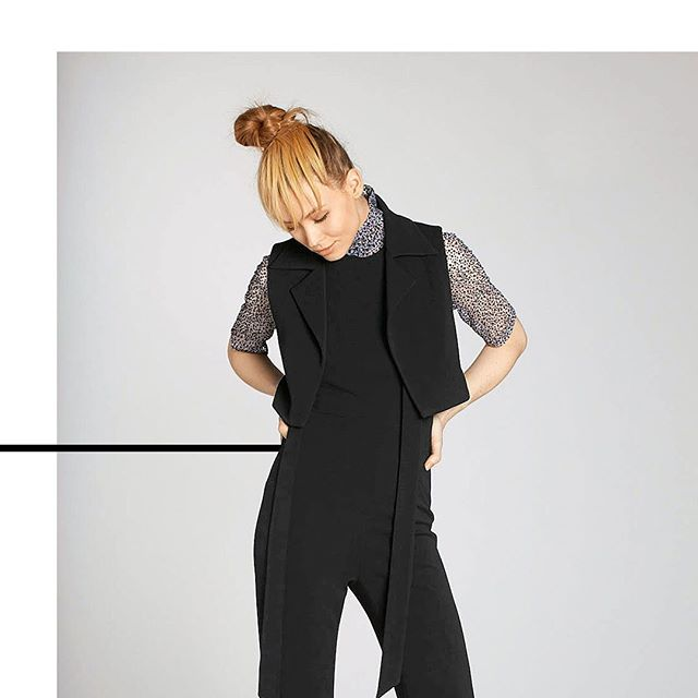 Keep your head up, it's a short week. 🖤⠀ ⠀ To celebrate the feature of our 'any-wear' jumpsuit and 'unexpected' vest in this months British Vogue, we're offering limited availability of the entire look. Pre-order yours here 👉https://www.dissimilis.com/shop/any-wear-jumpsuit or visit the link in bio👆⠀ .⠀ .⠀⠀ .⠀⠀ .⠀⠀ .⠀⠀ .⠀⠀ .⠀⠀ .⠀⠀ .⠀⠀ .⠀⠀ #britishvogue #nyfw #fashionweek #emergingdesigner #newdesigner #madeinnyc #newyorkfashion #instafashion #fashionista #stylish #instastyle #fashioninspo #trendalert #beautiful #fashioneditorial #editorial #style #fashion #stylediaries #instastyle #fashionaddict #fashionblog #fashiondiaries #womenswear #voguemagazine #styleblogger #fashiongram #streetstyle #streetchic #fashionlookbook 