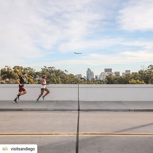 Explore. Run. Have Fun. 🏃🏾‍♀️🏃‍♂️ Book a run tour with Step By Step Run and discover San Diego's neighborhoods so that you can run like a local, not like a tourist!  #Repost @visitsandiego • • • • • City skyline decorates runs through SD. #VisitSD 📷: @johnonelio . #OptOutside #SanDiego #AllThingsSD  #GetOutsideSD #RunSD #RunSanDiego #BalboaPark #explorerunhavefun #exploresandiego #visitsandiego #runtour #runlikealocal