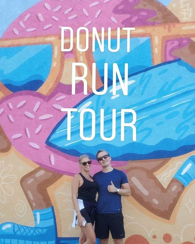 R U N  L I K E  A  L O C A L D O N U T🍩 R U N🏃🏼♀️T O U R . #exploresandiego #runnorthpark #runsd #runsandiego #visitsandiego #VisitSD #donutrun #runtour #explorerunhavefun