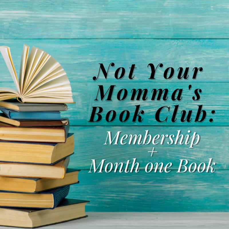 Book Club Membership plus one Hard Copy book