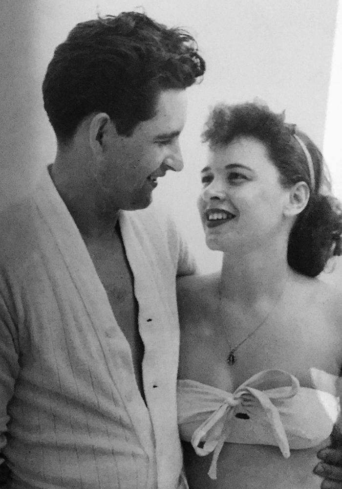 Raymond and Margaret Reynolds.