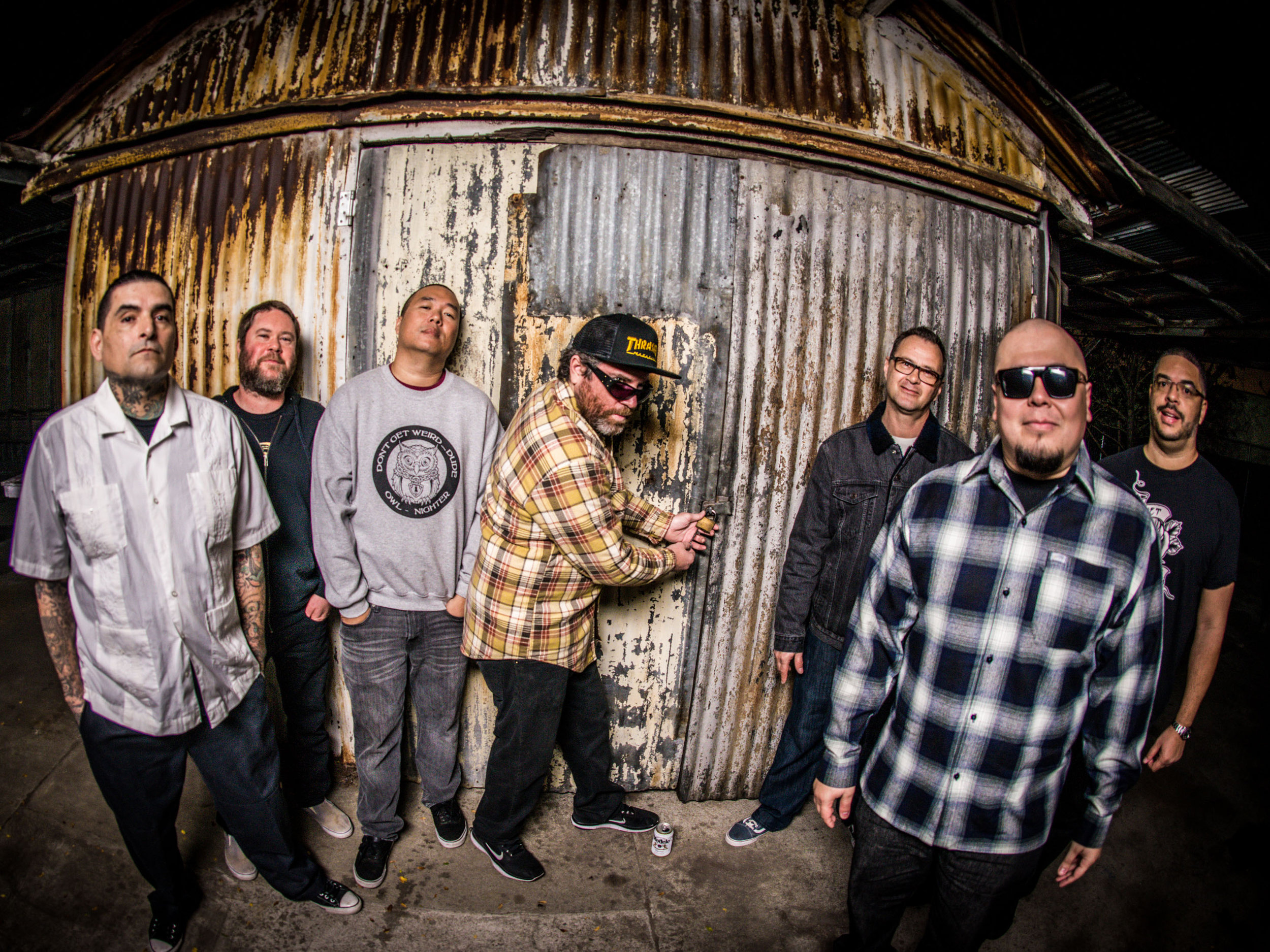 The Long Beach Dub All Stars, the Aggrolites and Mike Pinto will swing their national tour into Beach Haven on July 29.