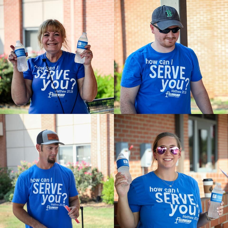 Outreach Team - COACHES: BRADY & ANGEL WELCHThis ministry is all about a passion for serving others. Team members serve outside of the Sunday morning worship services, going out into the community, to spread the love of Jesus Christ by being His hands and feet.