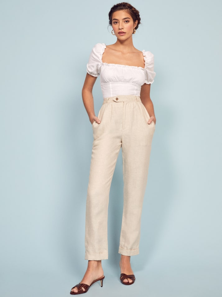 Reformation Tanner Pant