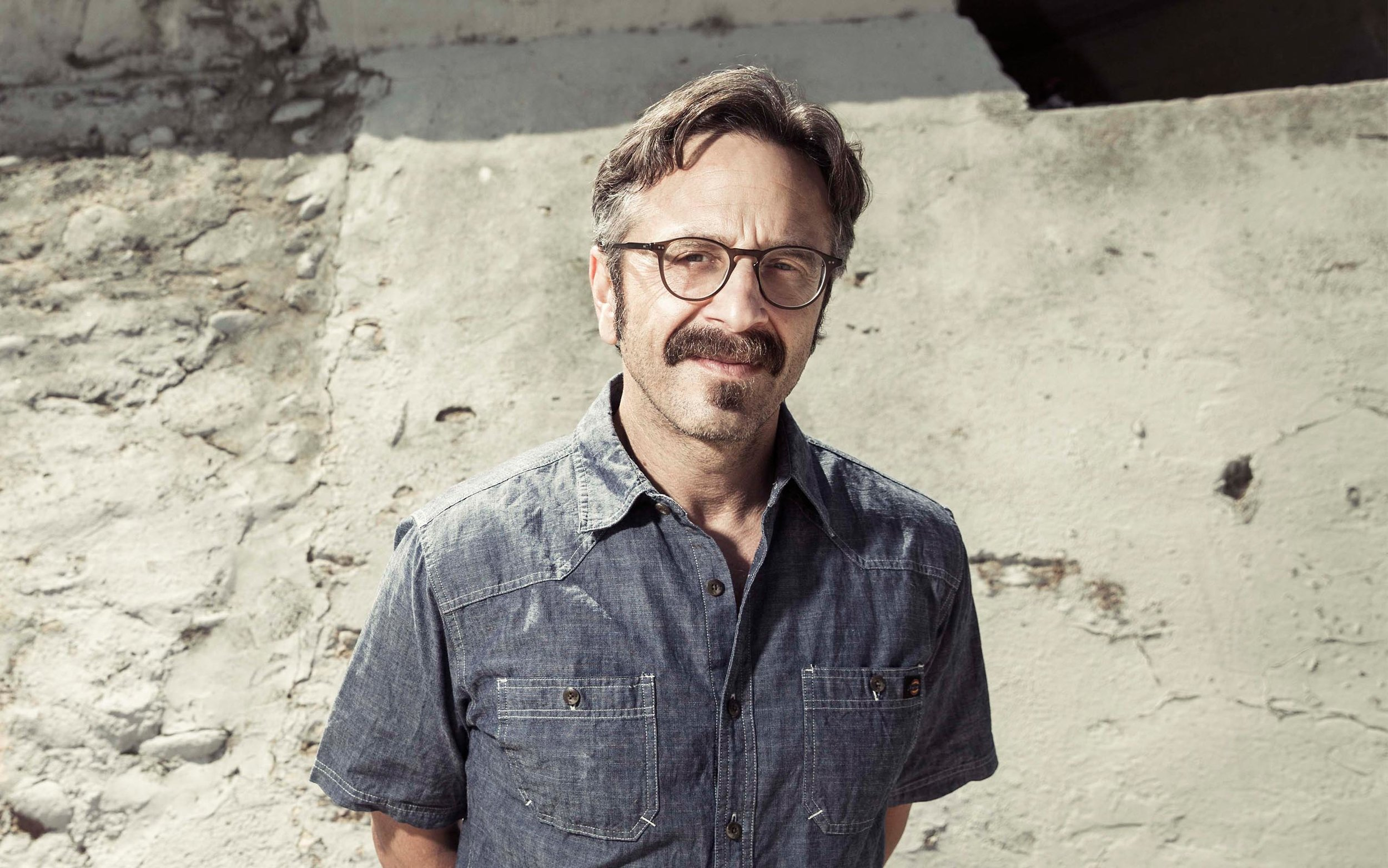The Fall and Rise of Marc Maron: An LA Story