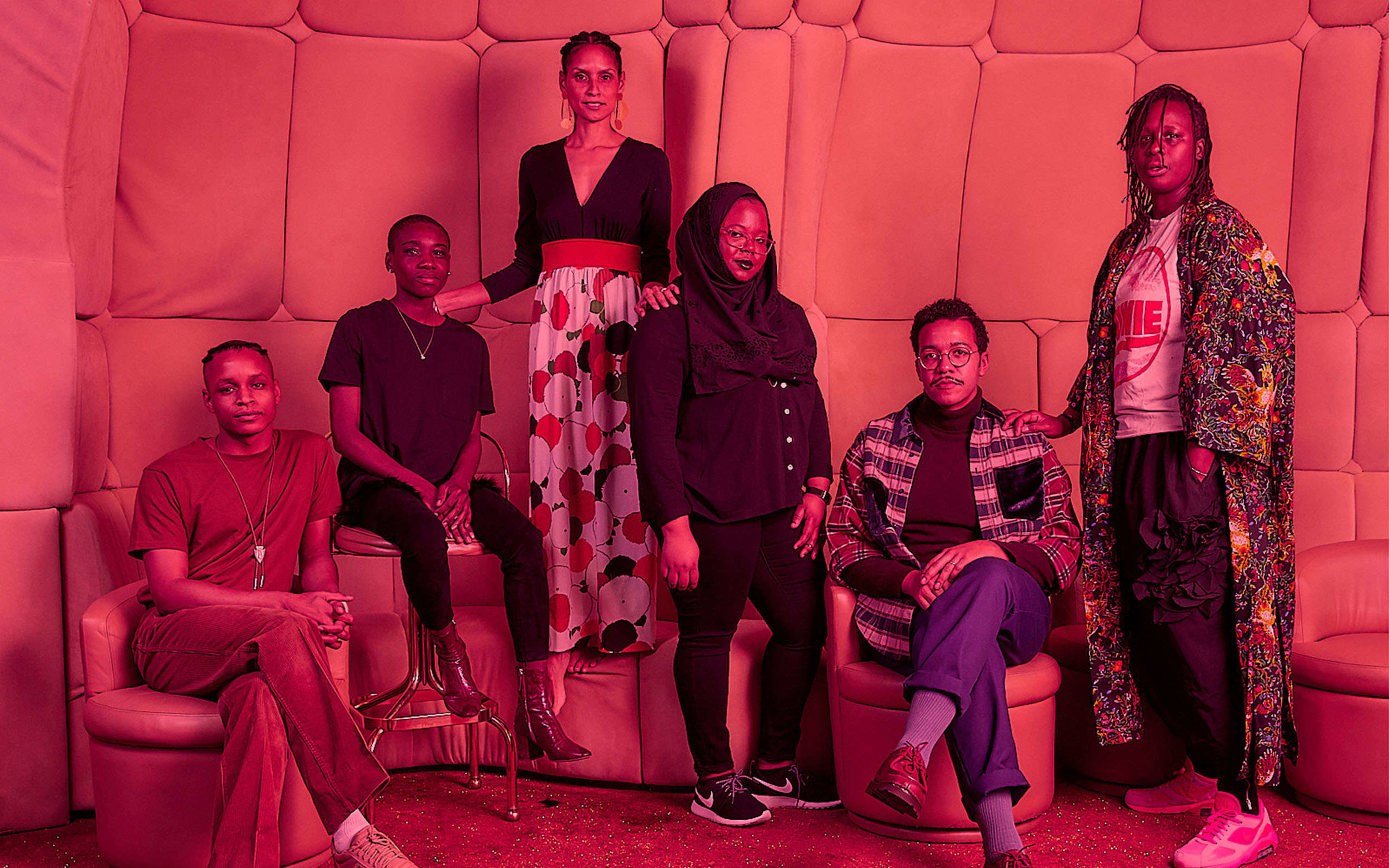 Deux Femme Noir Builds a Platform for Artists of Color