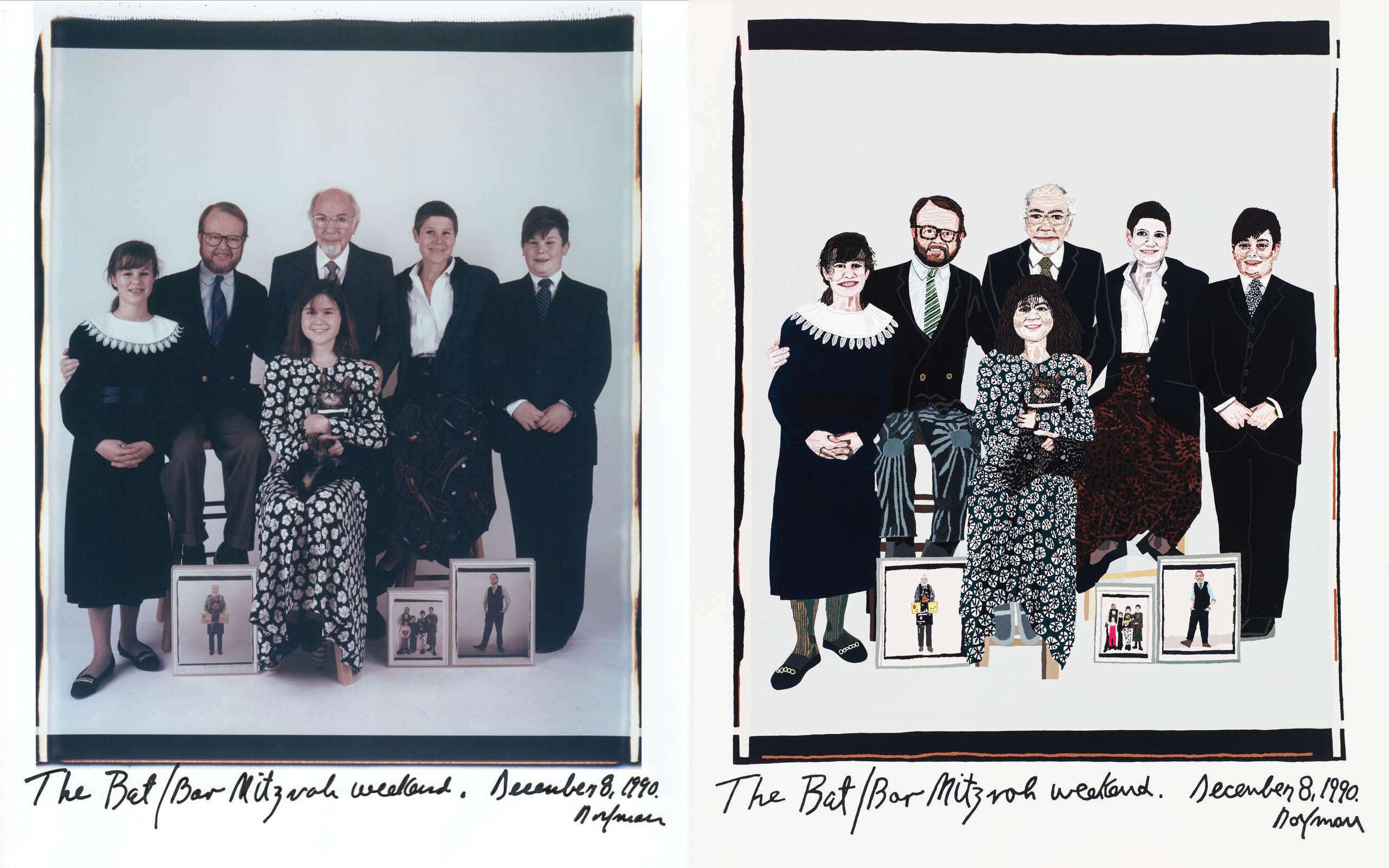 Time Capsules: Family in the Art of Elsa Dorfman and Jonas Wood