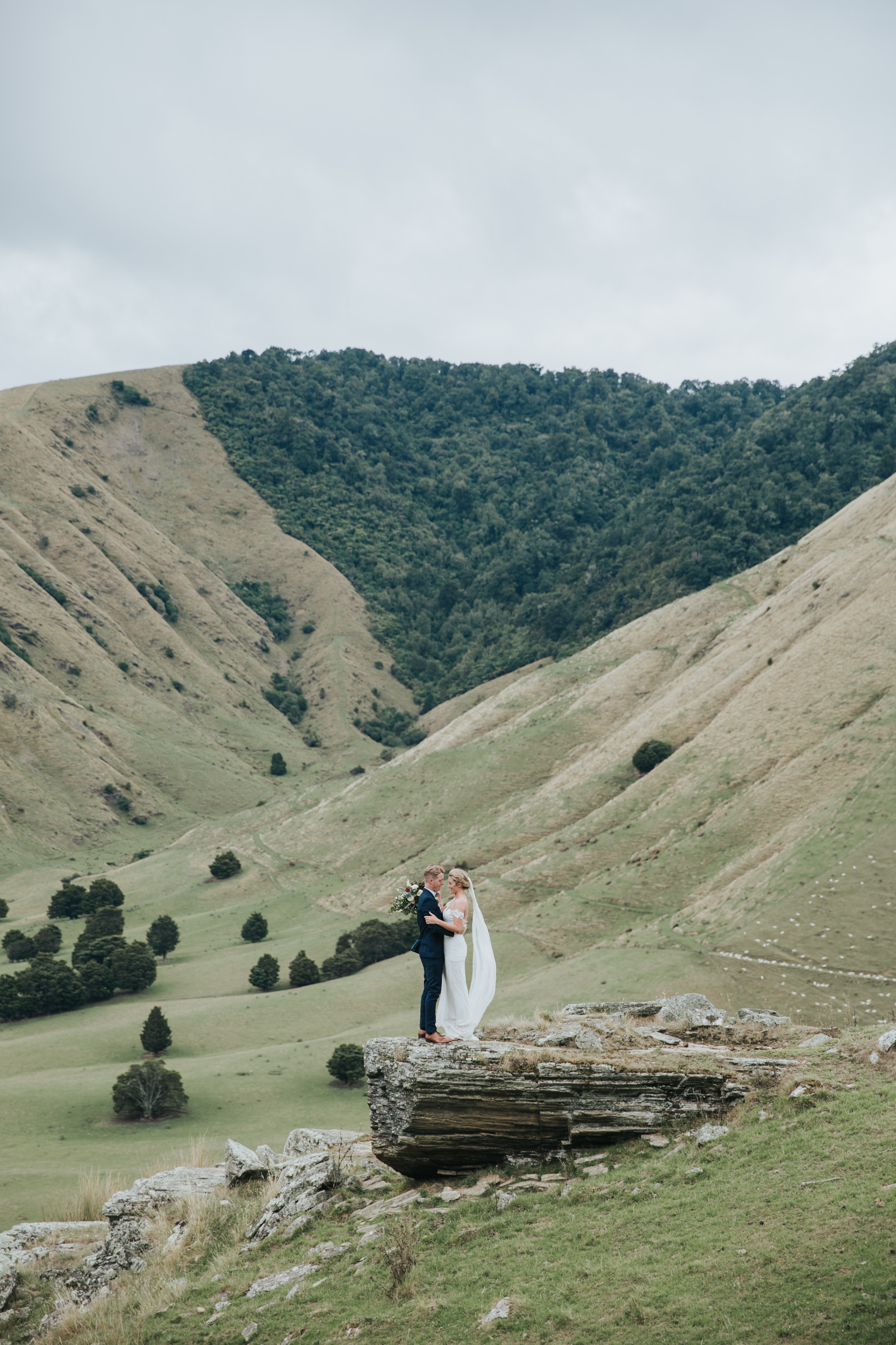 Kaituna Ridges Farm - MARLBOROUGH, NEW ZEALANDPOP UP WEDDING