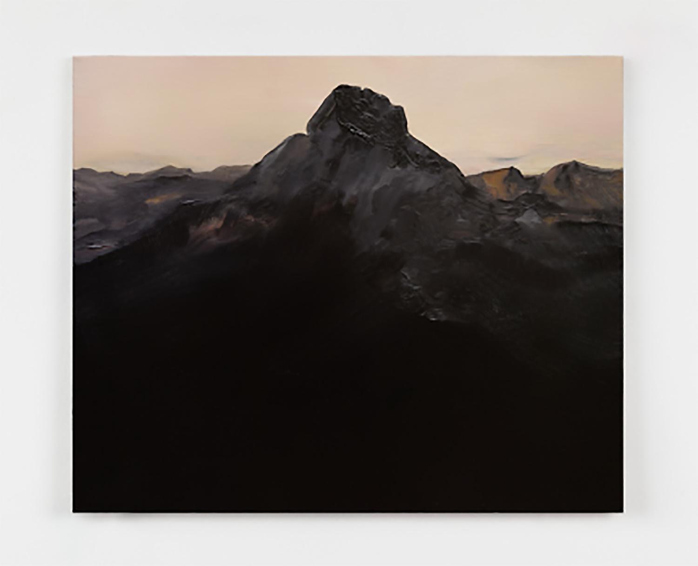 """Paul I , 2015, Oil on canvas, 20"""" x 24"""""""