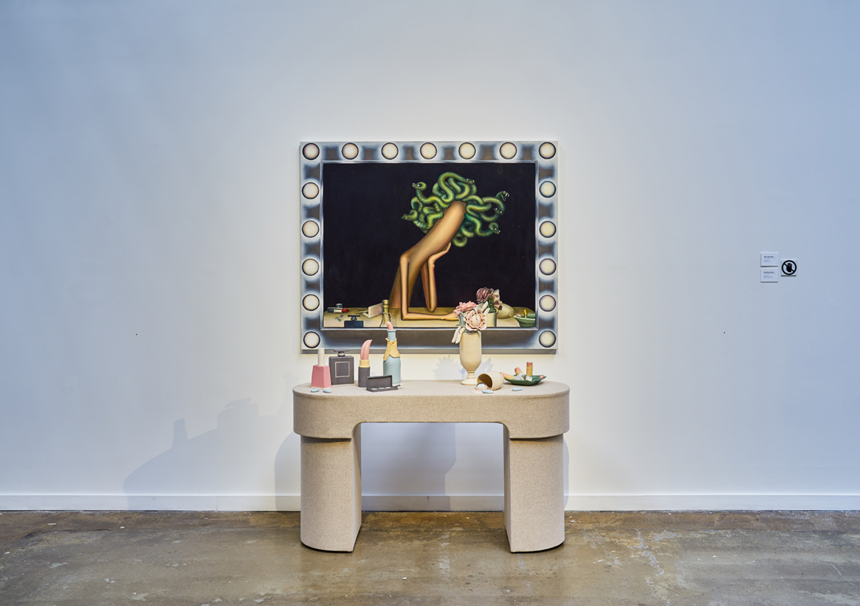 Emily Mae Smith, Medusa Moderne; Genesis Belanger, Daily Adoration