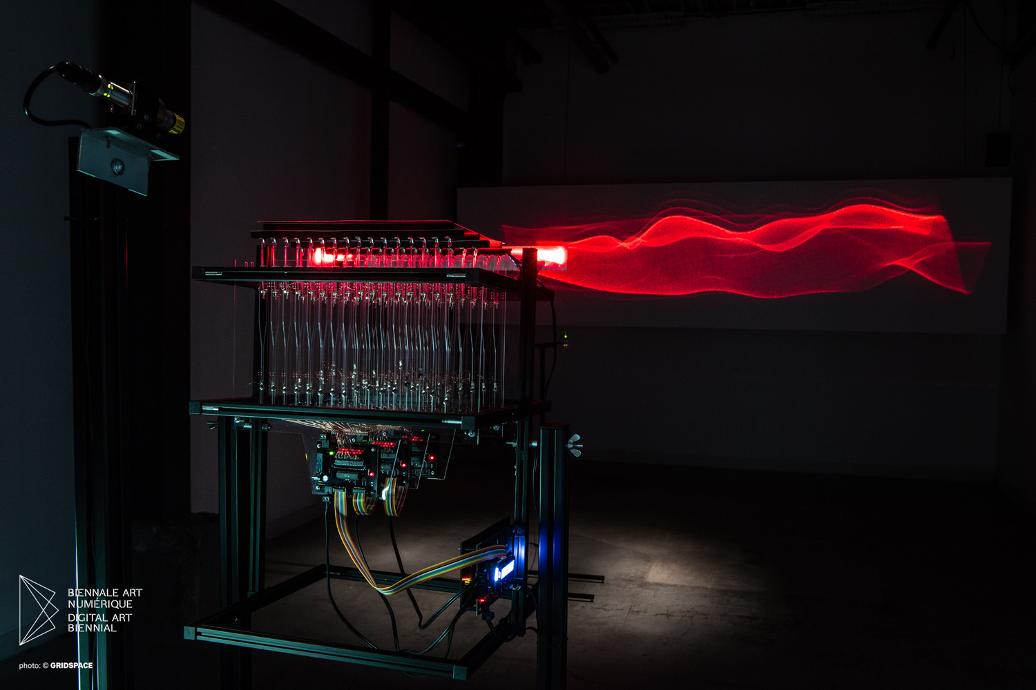 Ralf Baecker ,  Mirage , 2014, Installation, Variable dimensions